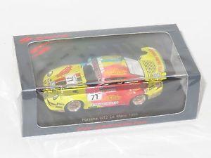 【送料無料】模型車 スポーツカー ポルシェグアテマラエストリルレーシングチームルマン#143 porsche 911 gt2 estoril racing team le mans 24 hrs 1998 71