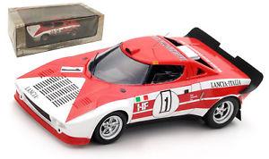 【送料無料】模型車 スポーツカー スパークランチア#タルガフローリオスケールspark 43tf74 lancia stratos hf 1 winner targa florio 1974 143 scale
