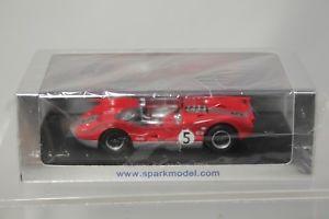 【送料無料】模型車 スポーツカー スパークマクラーレン#ナッソーspark 143 mclaren 5 nassau 1964