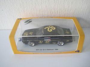 【送料無料】模型車 スポーツカー スパークフォンバイエルンヒュームバサーストspark143bmw 635 csi von bayernhulme bathurst 1984 as009