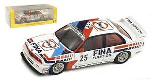 【送料無料】模型車 スポーツカー スパーク#スパspark sb068 bmw e30 m3 25 winner 24h spa 1990 cecottogiroixoestreich 143