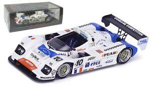 【送料無料】模型車 スポーツカー ルマン1997143スパークs4708c3610spark s4708 courage c36 10 courage competition le mans 1997 143 scale
