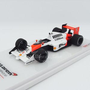 【送料無料】模型車 スポーツカー マクラーレンドイツグランプリアイルトンセナtsm tsm154336 143 mclaren mp45 winner german grand prix 1989 ayrton senna