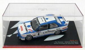 【送料無料】模型車 スポーツカー スケールモデルカーラリープリンシペデアストゥリアスaltaya 143 scale model car ra01 bmw m3 rallye principe de asturias 1989