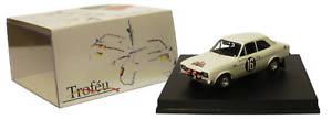 【送料無料】模型車 スポーツカー フォードエスコートサンレモラリーアンダーソンスケールtrofeu 504 ford escort 1600 tc san remo rally 1968 o andersson 143 scale