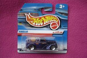 【送料無料】模型車 スポーツカー ホットホイールアングリアミントhot wheels anglia  24397 17 of 36  mint and carded c1998
