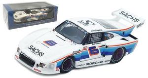 【送料無料】模型車 スポーツカー スパークポルシェ#セブリングスケールspark 43se80 porsche 935 k3 6 winner 12h sebring 1980 143 scale