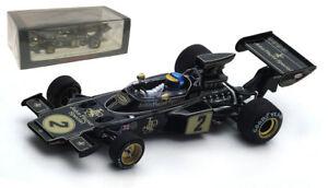 【送料無料】模型車 スポーツカー スパークロータス#フランスグランプリロニーピーターソンスケールspark s7128 lotus 72e jps 2 winner french gp 1973 ronnie peterson 143 scale