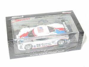 【送料無料】模型車 スポーツカー ライリーポルシェデイトナ#143 riley mk xi porsche  winner daytona 24 hrs 2009 58