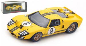 【送料無料】模型車 スポーツカー スパークフォード#ルマンガードナースケールspark s5184 ford mk2 8 le mans 1966 gardnerwhitmore 143 scale