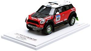 【送料無料】模型車 スポーツカー ミニレーシング#ダカールレースモデルスケールミニアチュアmini all4 racing 305 dakar race 2011 143 model true scale miniatures
