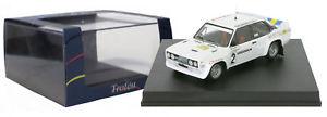 【送料無料】模型車 スポーツカー フィアットアバルトスウェーデンラリースケールtrofeu 1430 fiat 131 abarth 4th sweden rally 1979 markku alen 143 scale