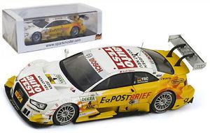【送料無料】模型車 スポーツカー スパークアウディ#ティモシャイダースケールspark sg044 audi a5 4 dtm 2012 timo scheider 143 scale limited edition