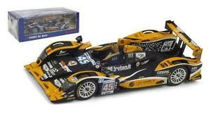 【送料無料】模型車 スポーツカー スパーク#レーシングルマンスケールspark s3724 oreca 03nissan 45 boutsen ginion racing le mans 2012 143 scale