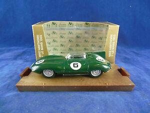 【送料無料】模型車 スポーツカー 6lehp 260brumm r147 195460ジャガーdタイプ143brumm r147 195460 jaguar dtype in green hp 260 racing 6 le mans scale 143