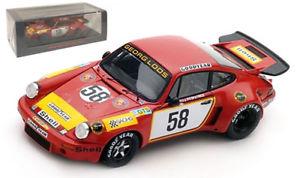 【送料無料】模型車 スポーツカー スパークs5088ポルシェカレラrsr58geloレースチームルマン1975 143spark s5088 porsche carrera rsr 58 gelo racing team le mans 1975 143 scale