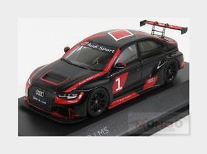 【送料無料】模型車 スポーツカー アウディルピーアウディスポーツチームシーズンブラックレッドスパーク