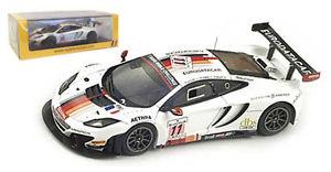 【送料無料】模型車 スポーツカー スパークマクラーレン#アートグランプリスパspark sb062 mclaren mp412c 11 art grand prix 24 hours of spa 2013 143
