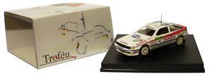 【送料無料】模型車 スポーツカー トヨタセリカグアテマララリースケールtrofeu 232 toyota celica gt4 alsacevosgues rally 1992 burri 143 scale