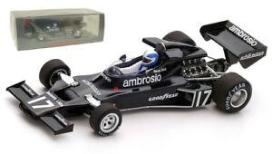【送料無料】模型車 スポーツカー スパークシャドウ#ブラジルスケールspark s3841 shadow dn5b 17 6th brazilian gp 1977 renzo zorzi 143 scale