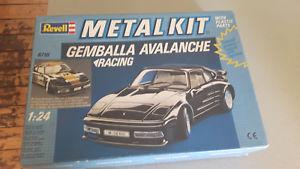 【送料無料】模型車 スポーツカー キットポルシェrevell metal kit 124 gemballa avalanche 8710 porsche, nos unbuild, 124, rare