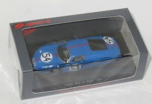 【送料無料】模型車 スポーツカー ルノールマン#143 alpine m64 renault gordini le mans 24 hrs 1964 54 vidal grandsire
