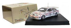 【送料無料】模型車 スポーツカー フォードシエラコスワースモンテカルロラリーkスケールtrofeu 120 ford sierra cosworth monte carlo rally 1987 k grundel 143 scale