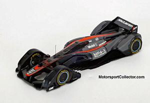 【送料無料】模型車 スポーツカー 1434999 マクラレンmp4x nib143 spark 4999 mclaren mp4x nib