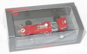 【送料無料】模型車 スポーツカー 143スパークモデルハス72bgp19706ジョンマイルズ143 spark model lotus 72b  british gp 1970 6 john miles