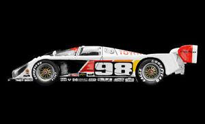 【送料無料】模型車 スポーツカー トヨタイーグル#デイトナスケールモデルtoyota eagle gtp 98 winner daytona 1993 true scale 143 tsm114326 model