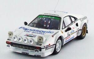 【送料無料】模型車 スポーツカー フェラーリタルガフローリオ#ベストferrari 308 gtb targa florio 1982 tognanade antoni 12 winner best 143 be9600