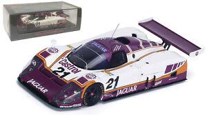 【送料無料】模型車 スポーツカー スパークジャガー#カットルマンスケールspark s4719 jaguar xjr9 21 silk cut le mans 1988 143 scale