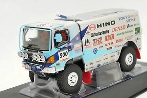 【送料無料】模型車 スポーツカー レンジャートラックボックスダカール#パリ