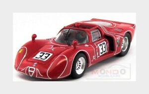 【送料無料】模型車 スポーツカー アルファロメオ#ワトキンズグレンマルティーノモデルalfa romeo 332 33 6h watkins glen 1968 kwech martino best 143 be9640 model