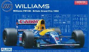 【送料無料】模型車 スポーツカー ウィリアムズイギリスグランプリシートベルト listingfujimi gp sp13 120 williams fw14b britain grand prix 1992 seat belt