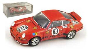 【送料無料】模型車 スポーツカー スパークポルシェカレラ#ルマンロースバルトスケールspark s3398 porsche carrera rsr 63 10th le mans 1973 loosbarth 143 scale