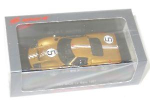 【送料無料】模型車 スポーツカー フォードホルマンムーディルマン#143 ford gt40 mk2 b  holman amp; moody le mans 24 hrs 1967 5