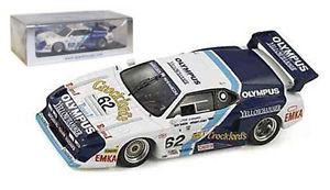 【送料無料】模型車 スポーツカー スパークs1586 bmw m162ルマン1982 オロークメーソン143spark s1586 bmw m1 62 le mans 1982 orourkemasondown 143 scale