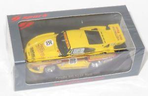 【送料無料】模型車 スポーツカー ポルシェシステムルマン#143 porsche 935 k3 sun system whittington brothers le mans 24 hrs 1980 85