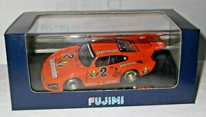 【送料無料】模型車 スポーツカー クレーメルポルシェイェーガーマイスターfujimi 143 kremer porsche 935 k3 axel piste jgermeister drm 1980 ovp