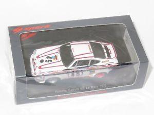 【送料無料】模型車 スポーツカー ポルシェカレレーメルレーシングチームルマン#143 porsche 911 carrera rsr kremer racing team le mans 24 hrs 1973 45