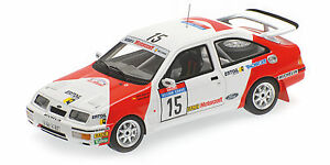 【送料無料】模型車 スポーツカー フォードシエラコスワースマールボロサインツツールドコルスモデルford sierra rs cosworth marlboro sainz boto tour de corse 1987 143 model