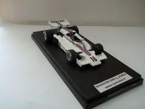 【送料無料】模型車 スポーツカー シャドウコスワースモナコアランジョーンズcpmodel shadow dn8 cosworth monaco 1977 alan jones, sc143