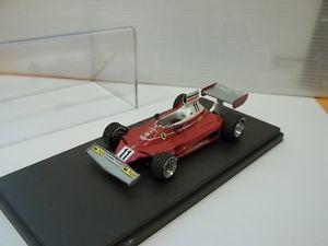 【送料無料】模型車 スポーツカー フェラーリモナコグランプリtenariv sc143 ferrari 312t monaco gp 1975realdy built