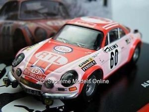 【送料無料】模型車 スポーツカー アルパインルノーラリーカードアスポーツバージョン1972 alpine renault 1600s rally crellin car 143 2 door sports version r0154x{}
