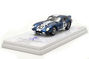 【送料無料】模型車 スポーツカー シェルビーデイトナクーペ#ジョンソンルマンスケールshelby daytona coupe' csx2287 10 johnson le mans 1965 true scale 143 tsm154352