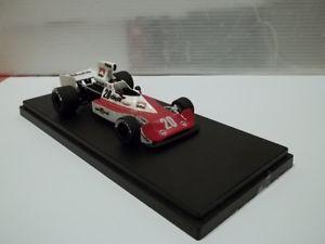 【送料無料】模型車 スポーツカー ウィリアムズフォードオランダコスワースグランプリcpmodel sc143 williams fw03 ford cosworth gp of holland 1975