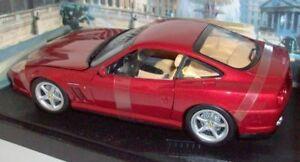 【送料無料】模型車 スポーツカー ホットホイールスケールフェラーリマラネロダークレッドhot wheels 118 scale 25734 ferrari 550 maranello dark red