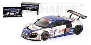 【送料無料】模型車 スポーツカー 2009143 437091977モデルnurburgringアウディr8 rostekラストaudi r8 rostek rast from nurburgring 2009 143 437091977 model
