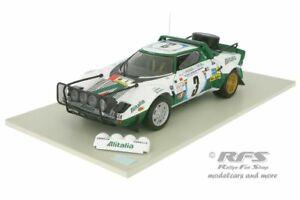 【送料無料】模型車 スポーツカー ランチアstratos hfsafari 1975rally munaridar 118サン4566lancia stratos hfsafari rally 1975munaridar 118 sun star 4566